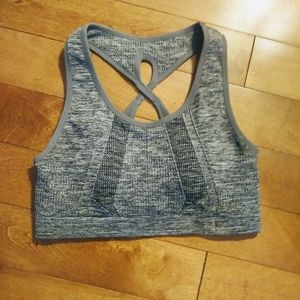 🌸3 for $30🌸 Danskin sports bra grey size XL